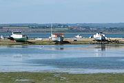 Houseboats at hayling island