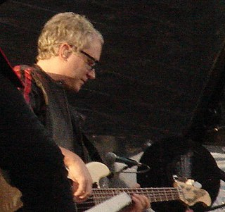 Hugh McDonald (American musician) American musician, session musician, bass-guitarist