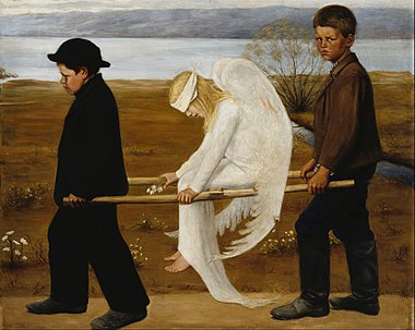 Hugo Simberg - The Wounded Angel - Google Art Project.jpg