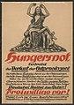 Hungersnot bedeutet der Verlust der Ostprovinzen! ... Deutsche! Rettet den Osten! Freiwillige vor! - C.H. Becker. LCCN2004665838.jpg