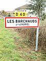 Huriel-FR-03-panneau d'agglomération-Les Barchauds-1.jpg