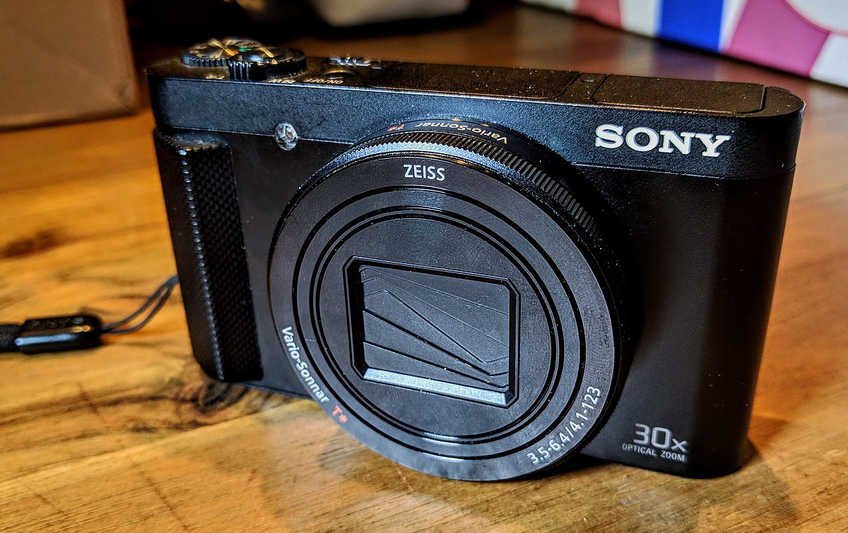 Sony Cyber-shot DSC-HX90V - Wikipedia