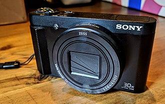 Sony Cyber-shot DSC-HX90V - Image: Hx 90v 2017