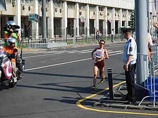 Ryoko Kizaki Japanese marathon runner
