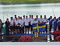 ICF World Dragon Boat Championships 2012 Swedish Senior National Team Men Silver 2000 Meter.JPG