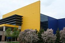 Ikea Twin Cities In Bloomington Minnesota Usa