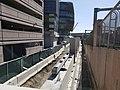 ISEC Pedestrian Bridge Construction, April 2018.jpg