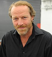 iain glen plays the role of jorah mormont in television series