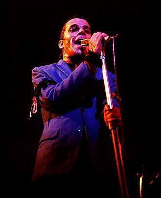 Ian Dury - Dury performing in 1978