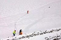 Ice rescue at Corps' M.J. Kirwan Dam (5281899788).jpg