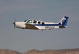Beechcraft Bonanza - A36 Bonanza