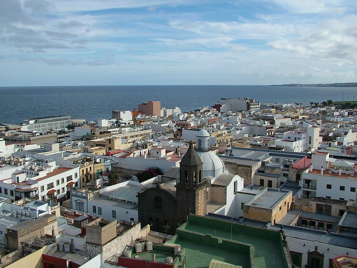 Las Palmas De Gran Canaria Wikivoyage Guida Turistica