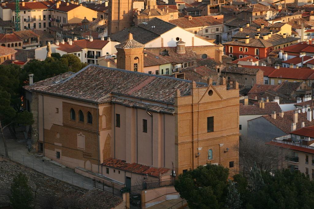 Iglesia de la Virgen de la Peña, Calatayud, España2.JPG