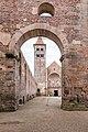 Im Stift, Stiftskirchenruine, von Innen Bad Hersfeld 20180311 052.jpg