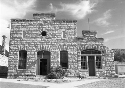 Old Idaho State Penitentiary in Ada County Image-Id-state-penitentiary-old-facade.jpg