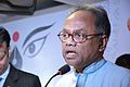 Imdadul Haq Milon Addresses - Apeejay Bangla Sahitya Utsav Inauguration - Kolkata 2015-10-10 4926.JPG