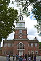 Independence Hall from south (rear) Philly.jpg