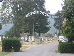 Indian Mound Cemetery Romney WV 2005 09 16 01.jpg