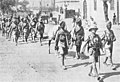 Indian forces on their way to the Front in Flanders - first world war 2.jpg