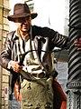 Indiana Jones - Lucca Cosplay 2008.jpg