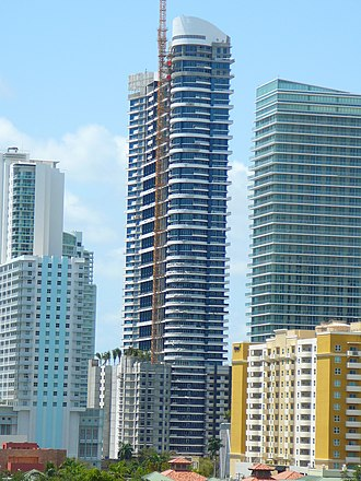 Infinity at Brickell - Image: Infinity at Brickell north