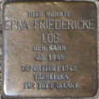 Ingelheim Erna Friedericke Löb geb. Kahn.png