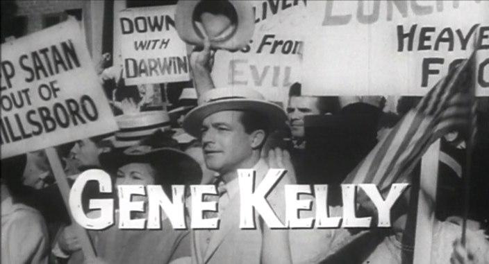 Inherit the wind trailer (5) Gene Kelly