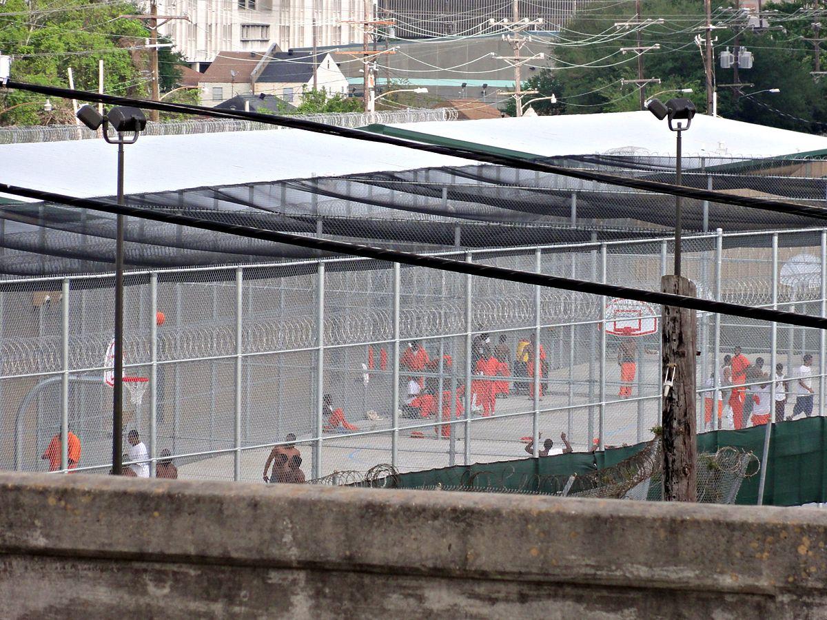 Orleans Parish Prison - Wikipedia