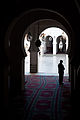 Inside of a mosque in Fes (5365105820).jpg