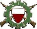 Insigne régimentaire du 163e Centre d'instruction du Train (Drago).jpg