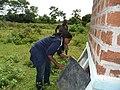 Inspecting the dehydration chamber (7608718460).jpg
