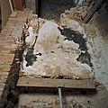 Interieur, voormalig kapel, gewelf, tijdens restauratie - Nederhemert-Zuid - 20334998 - RCE.jpg