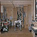 Interieur- Afsluitbare machinale Houtatelier op werkniveau 1 - Alkmaar - 20342256 - RCE.jpg