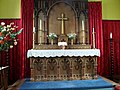 Interior of the Church of St John, Ballachulish - geograph.org.uk - 507595.jpg