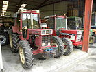 International Harvester 856 XL & 845