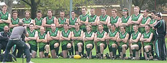 Australian Football International Cup - Ireland has won the tournament in 2002 and 2011.