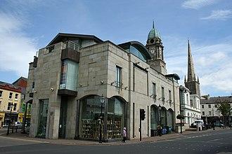 Lisburn - Image: Irish Linen Centre Lisburn Museum