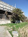 Irrigation & drainage culvert under Tokaido Shinkansen in Hiratsuka 06.jpg
