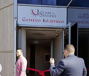 Hispanic and Latino American Muslims - IslamInSpanish Centro Islamico Grand Opening