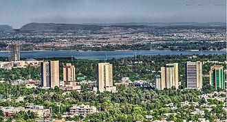 Islamabad - Islamabad skyline
