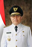 Isran Noor as Governor of East Kalimantan.jpg