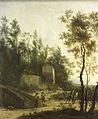 Italiaans landschap met jagers Rijksmuseum SK-A-280.jpeg