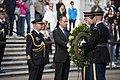Italian Ambassador to the United States visits Arlington National Cemetery (30145187904).jpg