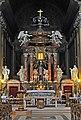 Italy-0048 - Altar of Santa Maria del Carmelo in Traspontina (5117746441).jpg