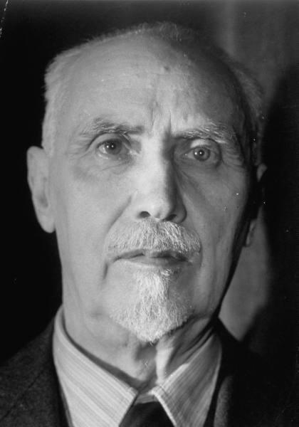 Ivanoe Bonomi portrait