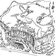 Iwo Jima Tunnels