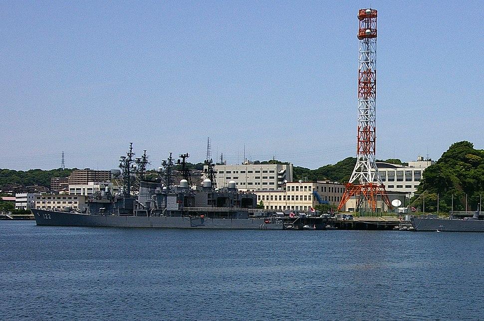 JMSDF Self Defense Fleet HQ