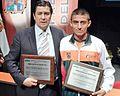 JOEL RODRIGUEZ MOJICA JUNTO TENA PREMIO ESTATAL AL DEPORTE.jpg