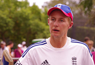 Joe Root - Image: JOE ROOT (11704977673)
