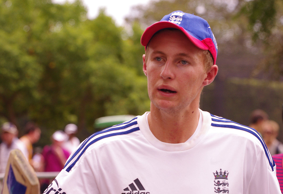 Joe Root - Wikipedia